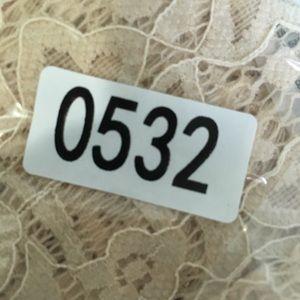 LuLaRoe Sweaters - Lularoe   blush cream lace joy Large NWT 0532